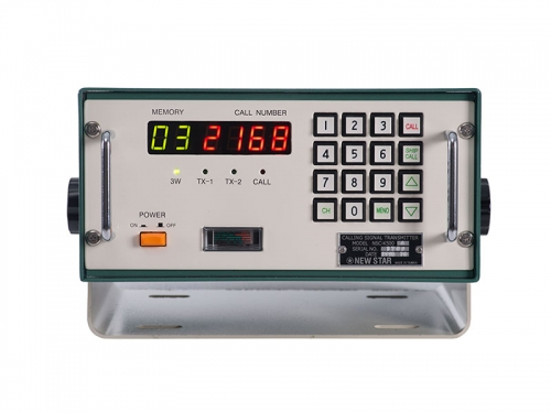 NSC-K500 Signal Generator and Transmitter