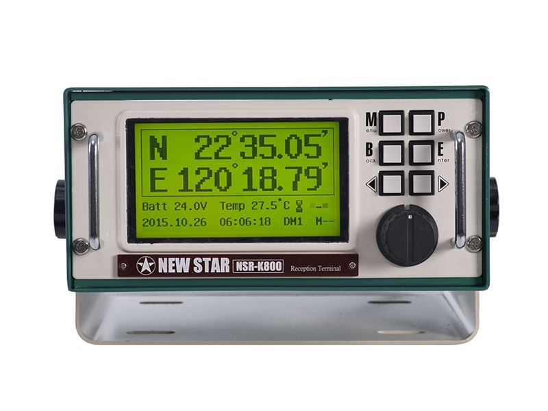 NSR-K800 Receiver_Decoder_Display