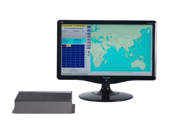 全時定位GPS太陽能電浮標系統