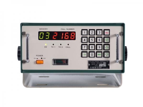 NSC-K500 Signal Generator and Transmitter